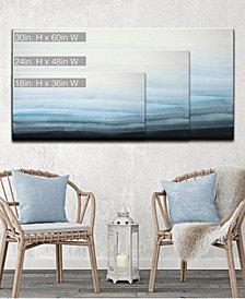 Ready2HangArt 'Ocean Depths' Abstract Canvas Wall Art Collection