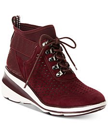Jambu Offbeat Encore Sneaker Wedges