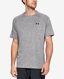 Under Armour Men's Tech Short Sleeve Tee