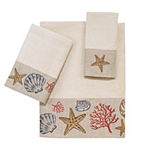 Avanti Sea Treasure Bath Towel