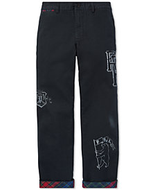 Polo Ralph Lauren Big Boys Slim Fit Stretch Cotton Chino Pants