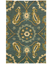 Home  Valencia 57702 Blue/Green Area Rug