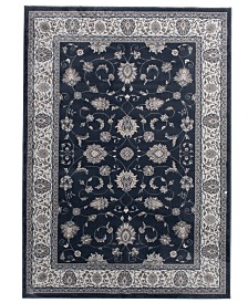 "KM Home Largo Isfahan 7'10"" x 10'10"" Area Rug"