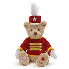 Macy's 2018 Thanksgiving Day Parade Bandleader Bear, Created for Macy's