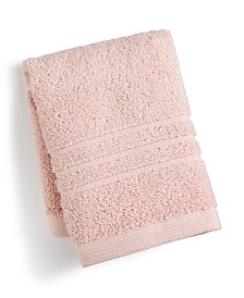 """CLOSEOUT! French Connection Myles Cotton 13"""" x 13"""" Washcloth, Created for Macy's"""