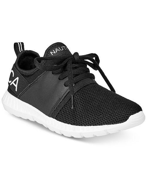 3de5fd255b2c68 Nautica Little   Big Boys Athletic Kappil Sneaker   Reviews - Kids ...