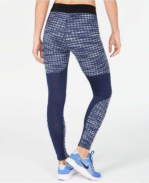 b16c807b33fc1 Nike Pro Hyperwarm Fleece-Lined Leggings & Reviews - Pants & Capris ...