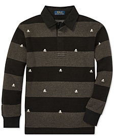 Polo Ralph Lauren Big Boys Lightweight Fleece Rugby