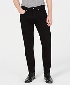 Calvin Klein Jeans Men's Slim-Fit Black Jeans