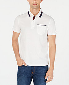 Tommy Hilfiger Men's Combs Pocket Custom Fit Polo