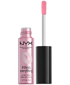 NYX Professional Makeup #thisiseverything Lip Oil