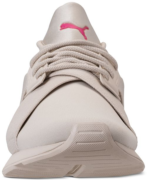 17f5adb7930 Puma Women's Muse Chase Casual Sneakers from Finish Line & Reviews ...