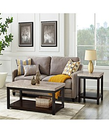 Caleb 2 Piece Occasional Table Set