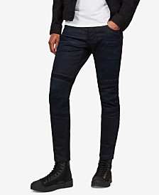 G-Star RAW Men's Motrac in Visor Slim-Fit Jeans