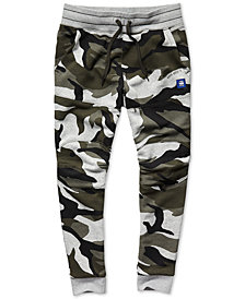 G-Star RAW Men's Camouflage Moto Sweatpants, Created for Macy's