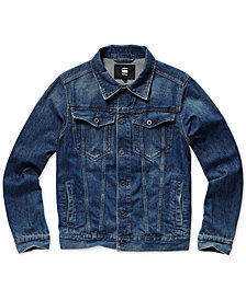 G-Star Raw Mens Denim Trucker Jacket