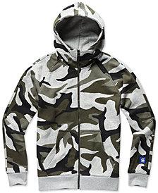 G-Star RAW Men's Regular-Fit Camouflage Moto Hoodie