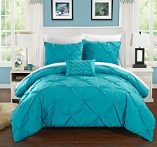 Chic Home Daya 8-Pc. Duvet Sets