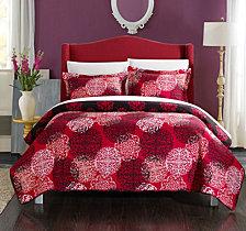Chic Home Kelsie 7 Pc Queen Quilt Set