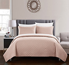 Chic Home Amandla 7 Pc King Quilt Set