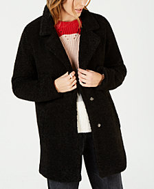 Lucky Brand Teddy Sherpa Coat