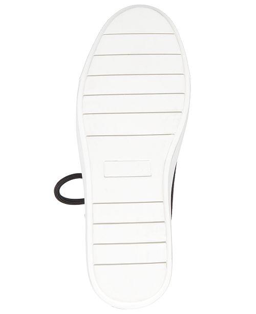 d3abecb4a20 STEVEN by Steve Madden Women s Kalea Lace-Up Hiker Sneakers ...