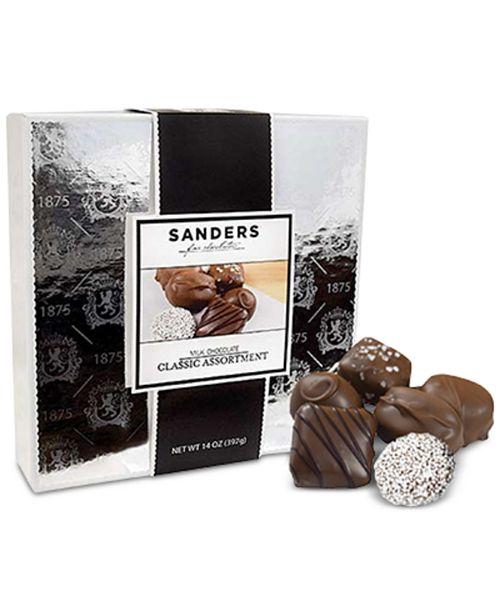 Sanders Classic Milk-Chocolate Gift Box