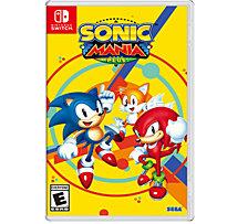 Nintendo Switch Sonic Mania Plus