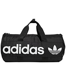 adidas Men's Originals Roll Duffel Bag