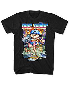 Mac Miller Cartoon Men's Graphic T-Shirt