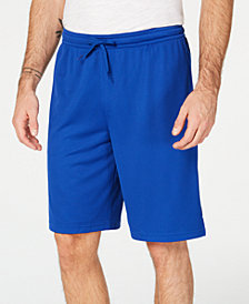 "ID Ideology Men's Mesh 10"" Shorts, Created for Macy's"