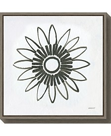 Amanti Art Patterns of the Amazon Icon X by Kathrine Lovell Canvas Framed Art