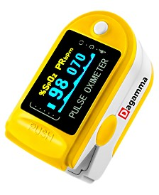 Dagamma Dp150 Oximeter - Yellow