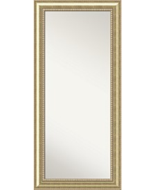 Astoria Wood 31x67 Floor - Leaner Mirror