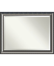 Amanti Art Scoop 46x36 Bathroom Mirror