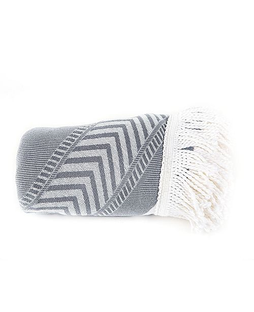 Case and Drift Case + Drift Octagonal Shaped Towel  for use as Beach Towel, Blanket or Scarf