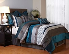 Avalon 8 PC Comforter Set, Queen