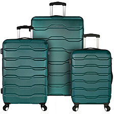 Elite Luggage Omni 3PC Hardside Spinner Luggage Set