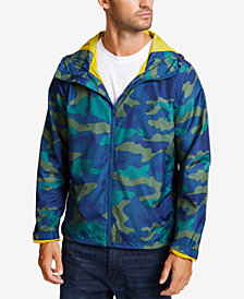 Nautica Men's Camo-Print Jacket