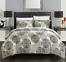 Chic Home Jerome 2 Pc Twin Duvet Cover Set