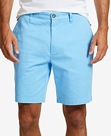 "Nautica's Men's Sail Cloth 8.5"" Shorts"