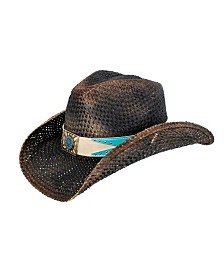 Peter Grimm Dakota Cowboy Hat