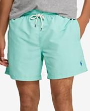 bf30c167d1 Polo Ralph Lauren Mens Swimwear & Men's Swim Trunks - Macy's