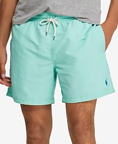 05ab3f37 Polo Swim Trunks: Shop Polo Swim Trunks - Macy's