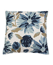 20 PF 2 Pack Mirage Griffin Sil Chandra Floral Foil Print Franco Fxl Pillows