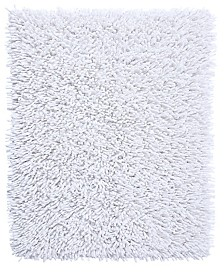 Chenille Shaggy 24x40 Cotton Bath Rug