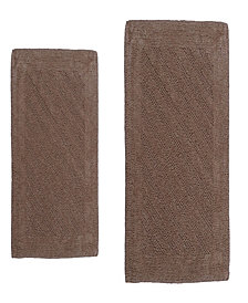 Shooting Star 2 Pc Cotton Bath Rug Set