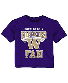 Outerstuff Washington Huskies Born Fan T-Shirt, Toddler Boys (2T-4T)