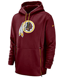 Nike Men's Washington Redskins Sideline Player Therma Hoodie