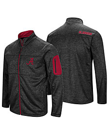 Colosseum Men's Alabama Crimson Tide Glacier Full-Zip Jacket